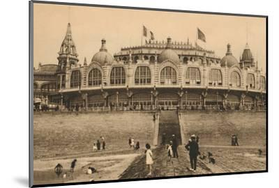 'The Kursaal', c1928-Unknown-Mounted Photographic Print