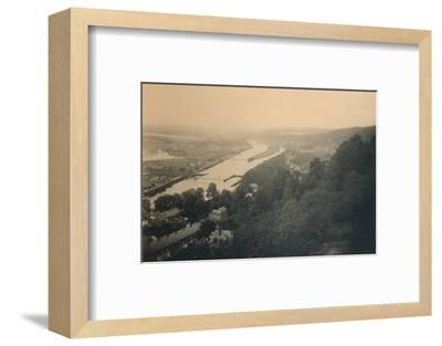 'L'Ile Vas-t'y-frotte', c1900-Unknown-Framed Photographic Print