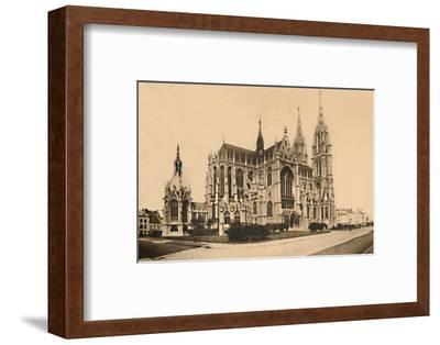'SS. Peter and Paul Church', c1928-Unknown-Framed Photographic Print