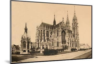 'SS. Peter and Paul Church', c1928-Unknown-Mounted Photographic Print