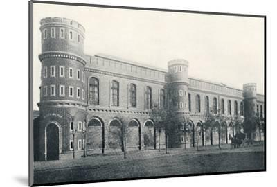 'Arsenal and Military Museum, Santiago', c1882, (1911)-Unknown-Mounted Photographic Print