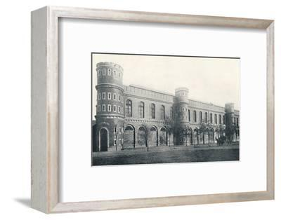 'Arsenal and Military Museum, Santiago', c1882, (1911)-Unknown-Framed Photographic Print