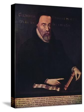 'William Tyndale 1492-1536', c16th century, (1947)-Unknown-Stretched Canvas Print