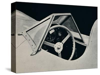 Bluebird - a thrilling set of dials!', 1937-Unknown-Stretched Canvas Print