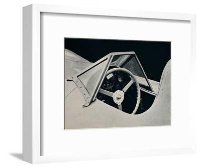 Bluebird - a thrilling set of dials!', 1937-Unknown-Framed Photographic Print