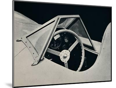 Bluebird - a thrilling set of dials!', 1937-Unknown-Mounted Photographic Print