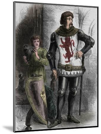 'William Wallace', c1270-1305, (c1880)-Unknown-Mounted Giclee Print