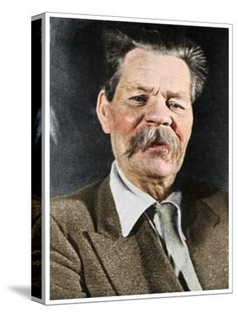 Maxim Gorky, Russian author, c1930 (1956)-Unknown-Stretched Canvas Print