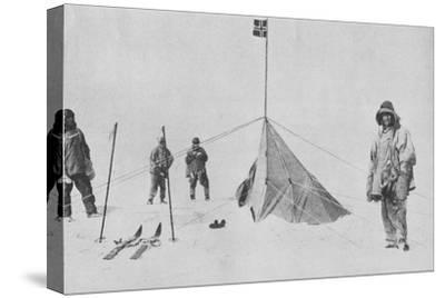 'At the South Pole', 1911, (1936)-Unknown-Stretched Canvas Print