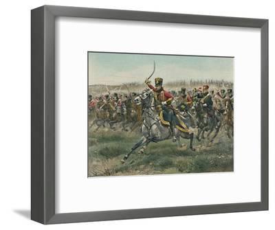 Vive L'Empereur!, 1807, (1896)-Unknown-Framed Giclee Print