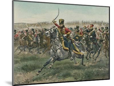 Vive L'Empereur!, 1807, (1896)-Unknown-Mounted Giclee Print