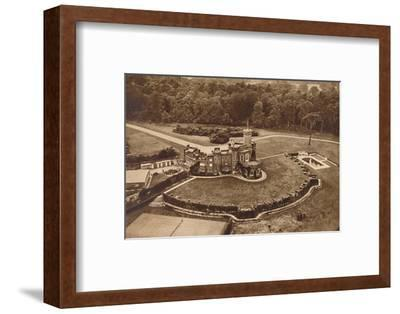 'The Fort', 1937-Unknown-Framed Photographic Print
