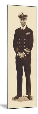 'King George V', c1920s, (1937)-Unknown-Mounted Photographic Print