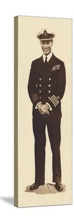 'King George V', c1920s, (1937)-Unknown-Stretched Canvas Print