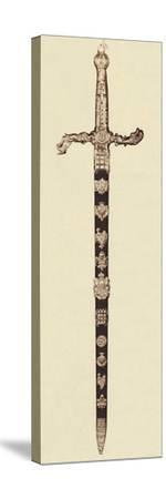 'The Sword of State', 1937-Unknown-Stretched Canvas Print