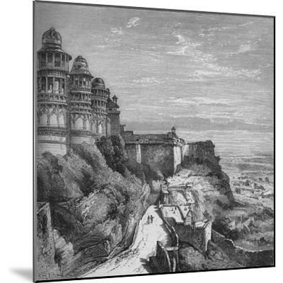 'Gwalior', c1880-Unknown-Mounted Giclee Print