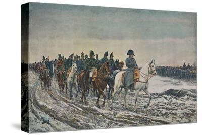 '1814 - Campaign of France', (1896)-Unknown-Stretched Canvas Print