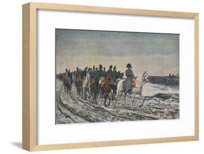 '1814 - Campaign of France', (1896)-Unknown-Framed Giclee Print