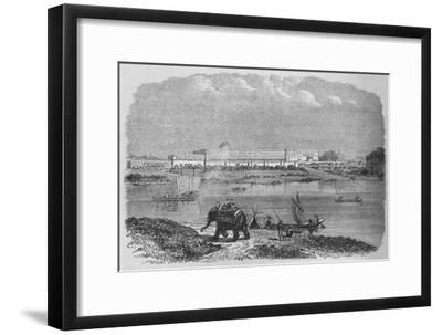 'Lucknow', c1880-Unknown-Framed Giclee Print