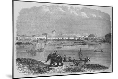 'Lucknow', c1880-Unknown-Mounted Giclee Print