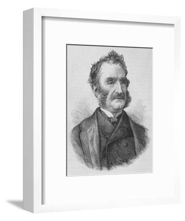 'Sir Hope Grant', c1880-Unknown-Framed Giclee Print