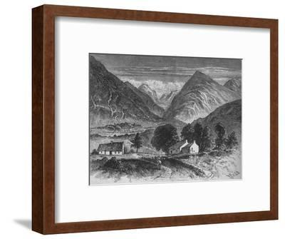 'Glencoe', c1880-Unknown-Framed Giclee Print