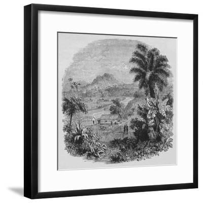 'View in Cayenne', c1880-Unknown-Framed Giclee Print
