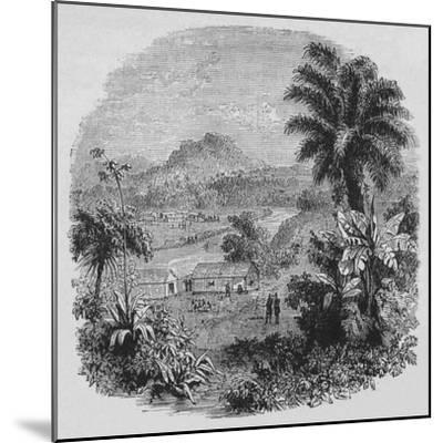 'View in Cayenne', c1880-Unknown-Mounted Giclee Print