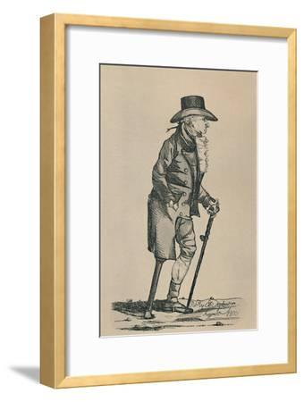 'Sir Brook Watson, Bart. Chairman of Lloyd's 1796-1806', c1803, (1928)-Unknown-Framed Giclee Print