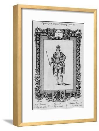 'Richard III', c1787-Unknown-Framed Giclee Print