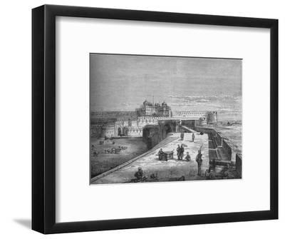 'Agra', c1880-Unknown-Framed Giclee Print