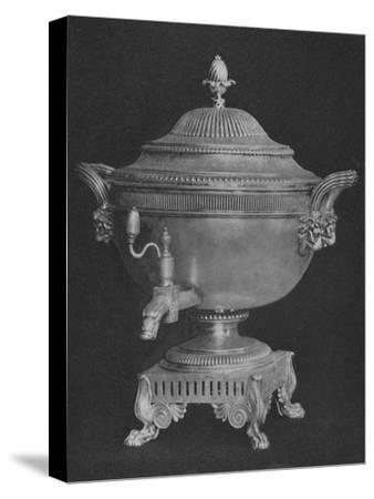 'Urn presented to Thomas Backhouse by Committee on American Captures 1806', 1928-Unknown-Stretched Canvas Print