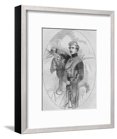 'Captain Nolan', c1880-Unknown-Framed Giclee Print