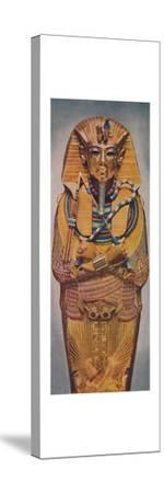'The Dead Pharoah's Golden Coffin', c1935-Unknown-Stretched Canvas Print