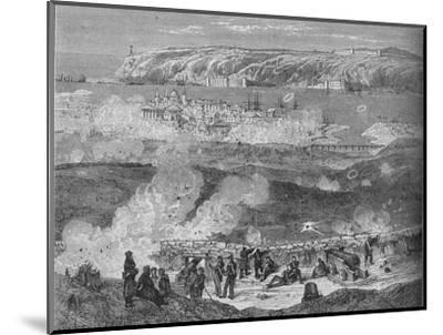 'Sebastopol', c1880-Unknown-Mounted Giclee Print