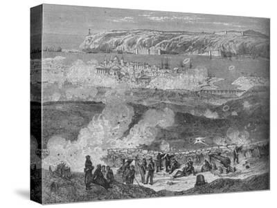 'Sebastopol', c1880-Unknown-Stretched Canvas Print