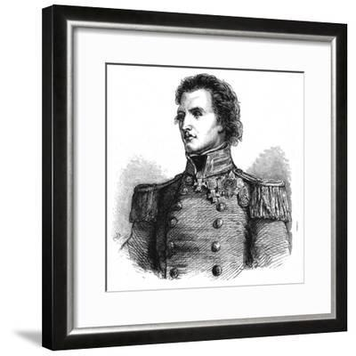 'Captain Peel', c1880-Unknown-Framed Giclee Print
