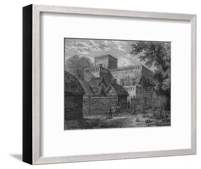 'King Koffee's Palace', c1880-Unknown-Framed Giclee Print