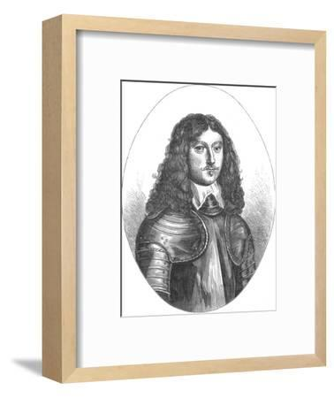 'Portrait of Montrose', c1880-Unknown-Framed Giclee Print