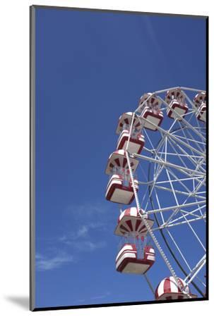 Aarhus, Tivoli Friheden, big wheel,-Gianna Schade-Mounted Photographic Print
