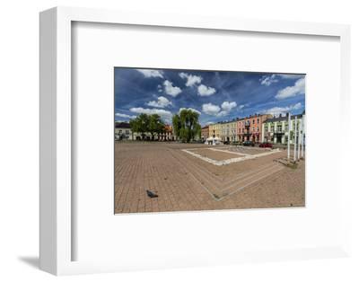 Europe, Poland, Silesian Voivodeship, Czestochowa - city center-Mikolaj Gospodarek-Framed Photographic Print