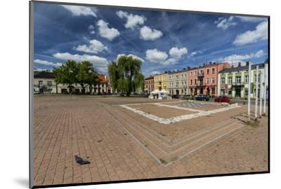 Europe, Poland, Silesian Voivodeship, Czestochowa - city center-Mikolaj Gospodarek-Mounted Photographic Print