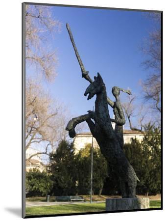 Giardini Pubblici Indro Montanelli in Milan-enricocacciafotografie-Mounted Photographic Print