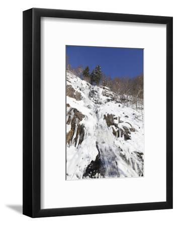 Hangloch Wasserfall close Todtnau, Black Forest, Baden-Wurttemberg, Germany-Markus Lange-Framed Photographic Print