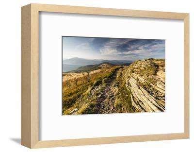 Europe, Poland, Podkarpackie Voivodeship, Bieszczady, Bukowe Berdo - Bieszczady National Park-Mikolaj Gospodarek-Framed Photographic Print
