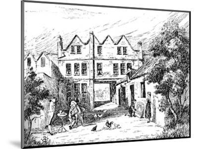 'The Pelican Inn', 1907-Unknown-Mounted Giclee Print