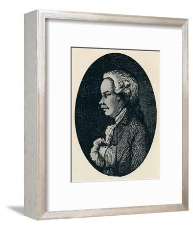 'Oliver Goldsmith', 1907-Unknown-Framed Giclee Print