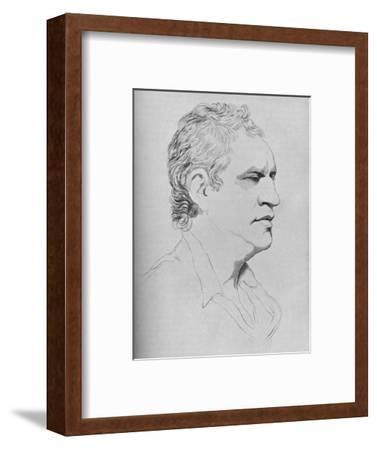 'Samuel Johnson, 1773', 1907-Unknown-Framed Giclee Print