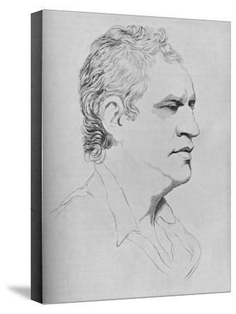 'Samuel Johnson, 1773', 1907-Unknown-Stretched Canvas Print