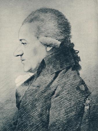 'Dr. Charles Burney (b. 1726, d. 1814), 1907-Unknown-Framed Giclee Print